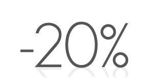 20% de remise sur votre SAV